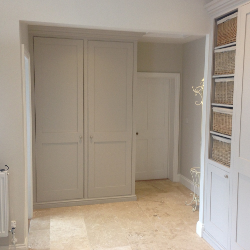 Fitted wardrobes cambridge